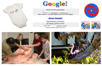 Google Zaman Cizelgesi