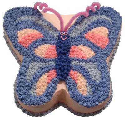 butterflycake