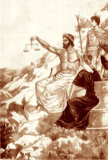 Ida Dagi'nda Zeus