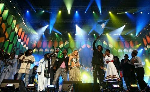 Dunya Kupasi Başlangic Konseri