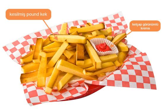 Patates pasta
