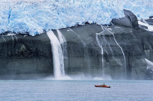 Alaska - Mendenhall Buzulu