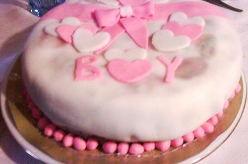 Şeker Hamurlu Çilekli Pasta