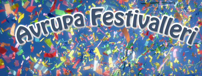 avrupada-festivaller