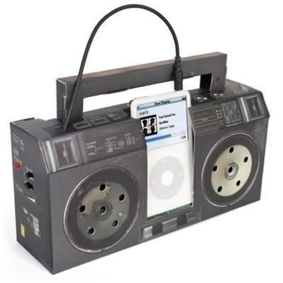 Ipod Boom Box
