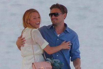 Blake Lively ve Leonardo di Caprio