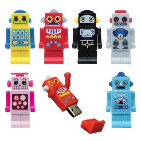 robot-flash-drive-robot-usb-bellek