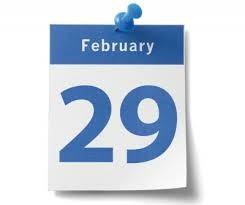 29 Şubat