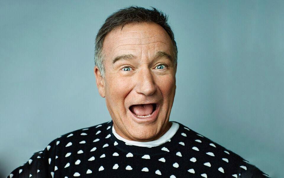 Huzur İçinde Yat Robin Williams
