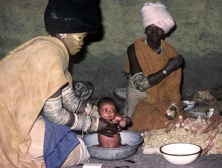 Afrika'da Doğum Günü