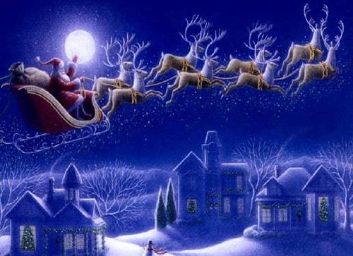 Noel Baba'nin Hikayesi
